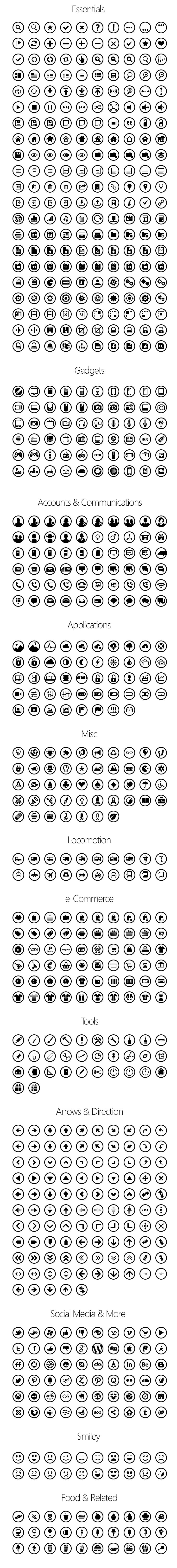 MeTRIcons pro - Icons for Windows 8 and Windows Phones | Icon ...