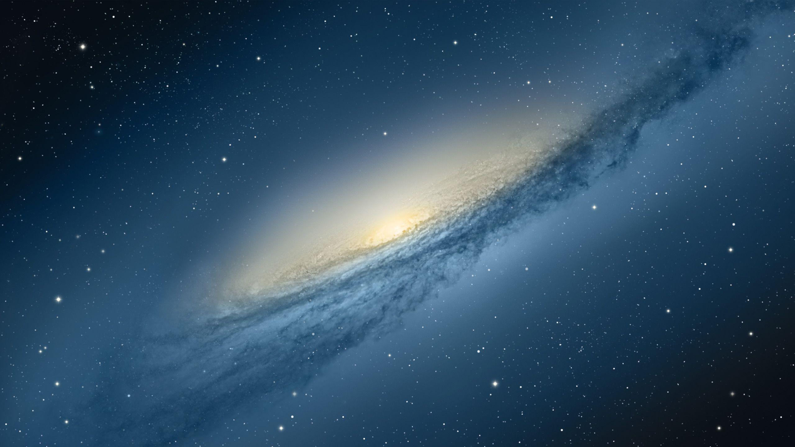 Apple Macbook Os X Mountain Lion Wallpaper Blue Galaxy Wallpaper Galaxy Wallpaper Wallpaper Space