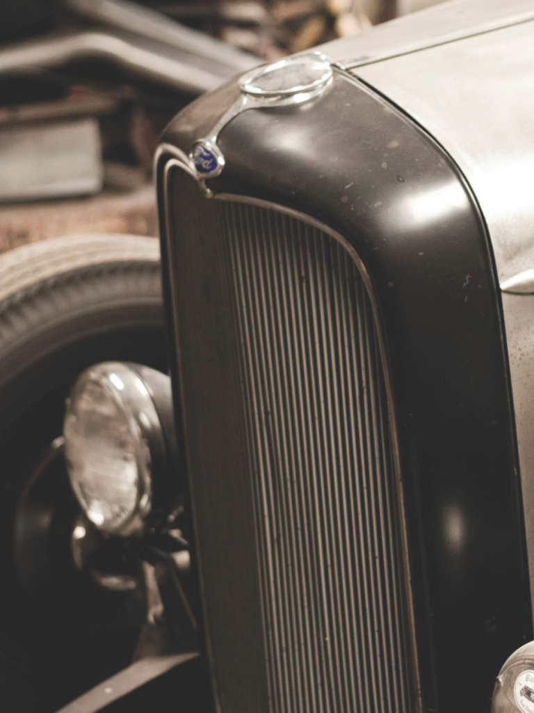 1932 grille