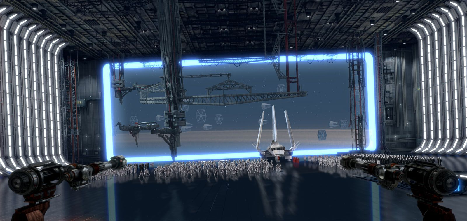 Death Star Interior Design Google Search Muspelheim