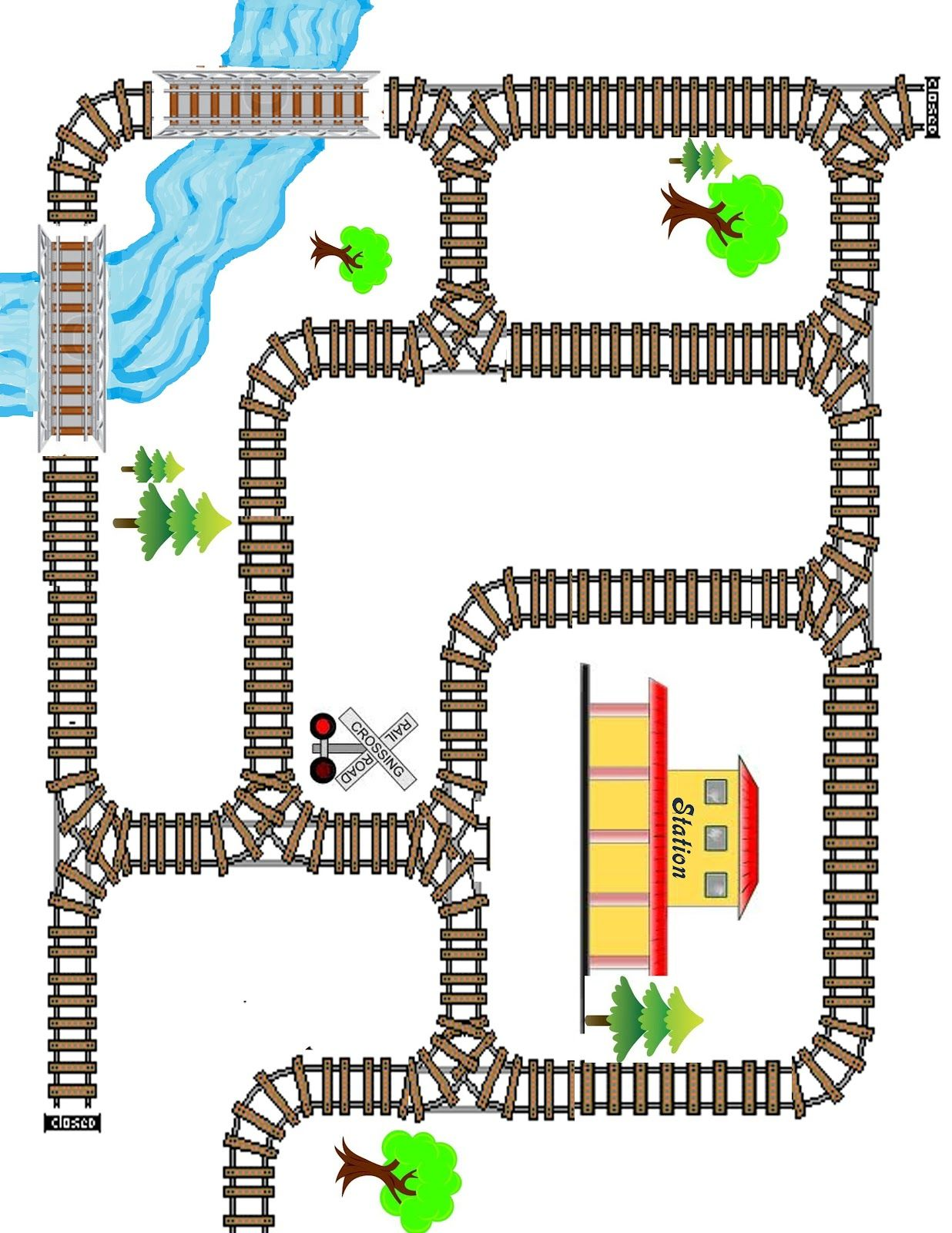 Modern Area Rugs Craft Interrupted DIY Magnetic Travel Activity Tray printables for trains and streets too