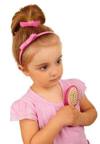 Prime Cute High Ponytail Style For Little Girls Kids Pinterest Short Hairstyles For Black Women Fulllsitofus
