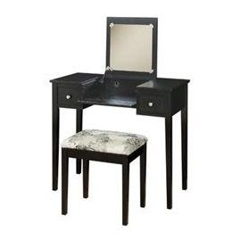 Vanity Desk Wuth Butterfly Stool With Images Bedroom Vanity Set Linon Home Decor Vanity Set