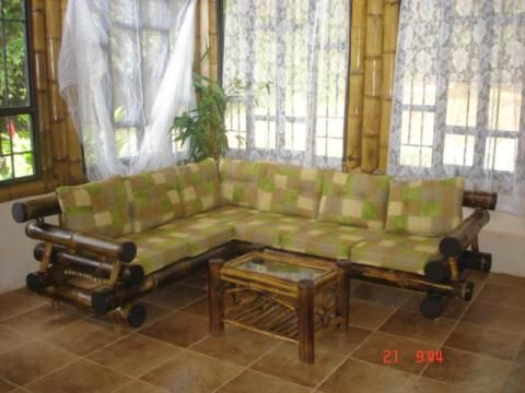 Muebles de bamb para sala arte bamboo pinterest for Muebles de living