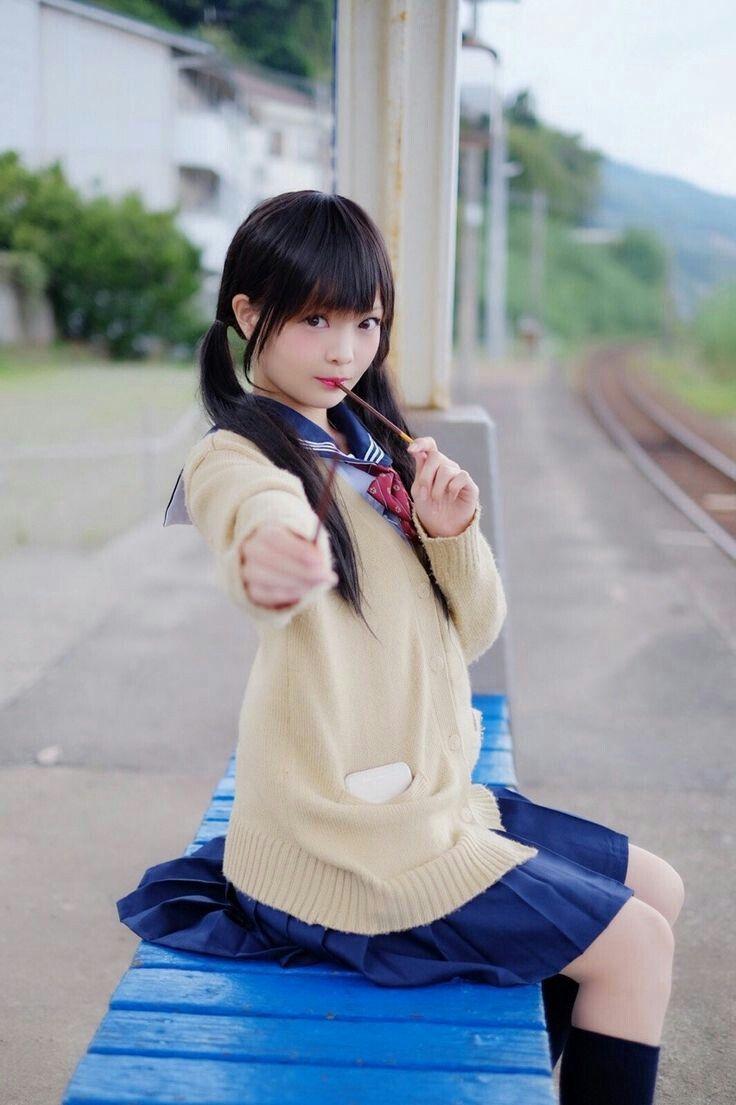 Japanische Girls