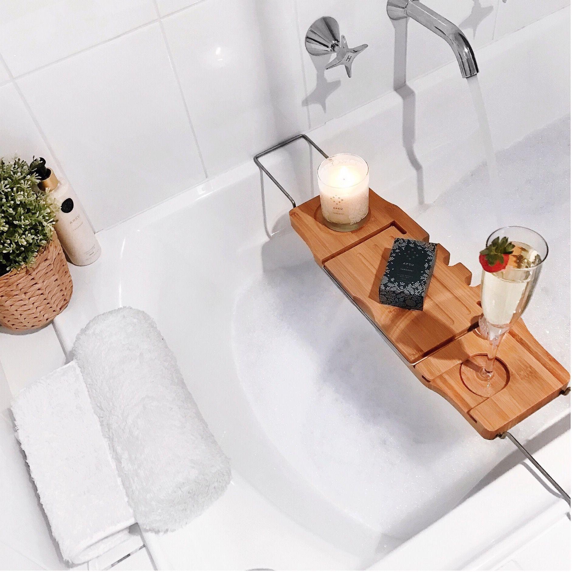 The New Kmart Bath Caddy Via Leerachel Instagram Bathroom Mirror Design Fabric Sofa Cover Microfiber Couch Cover