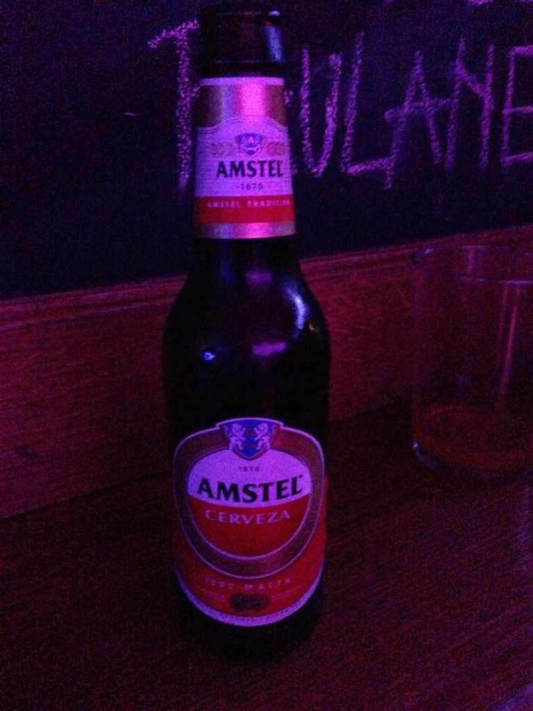 Amstel Not Light Bera Spain Beers Of The World Beer Beer Bottle