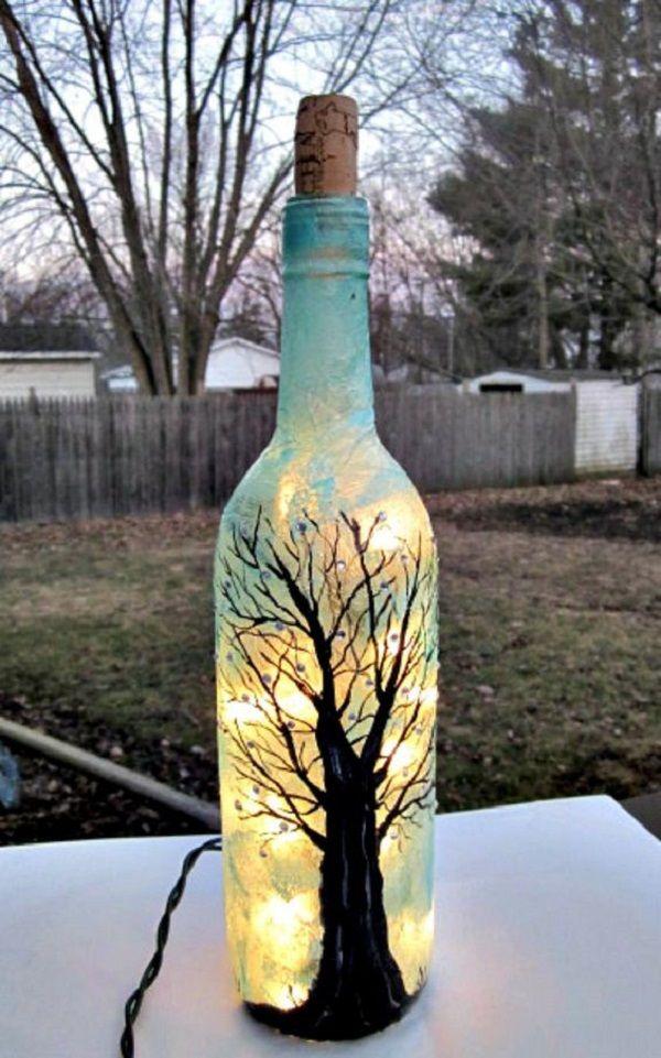 Decoraciones Con Botellas