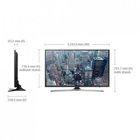 Samsung 55 Inch Ultra Hd Tv Ua55ju6400kxxs Home Entertainment Led Tv 55inches To 60inches Samsung Ultra Hd Led Tv