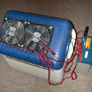 Portable 12v Air Conditioner Cheap And Easy Diy Air Conditioner 12v Air Conditioner Portable Air Conditioner