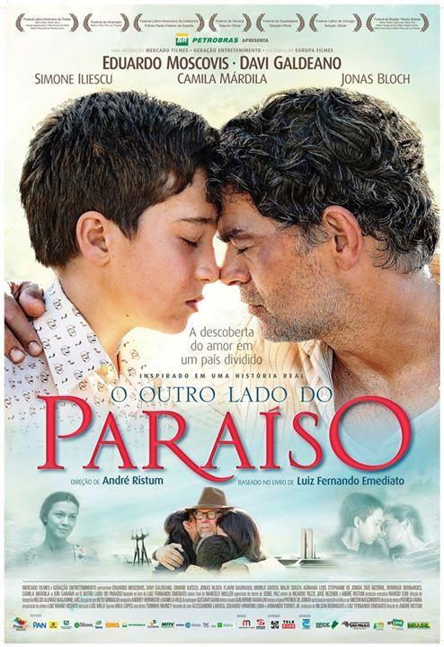 O Outro Lado do Paraíso : Poster