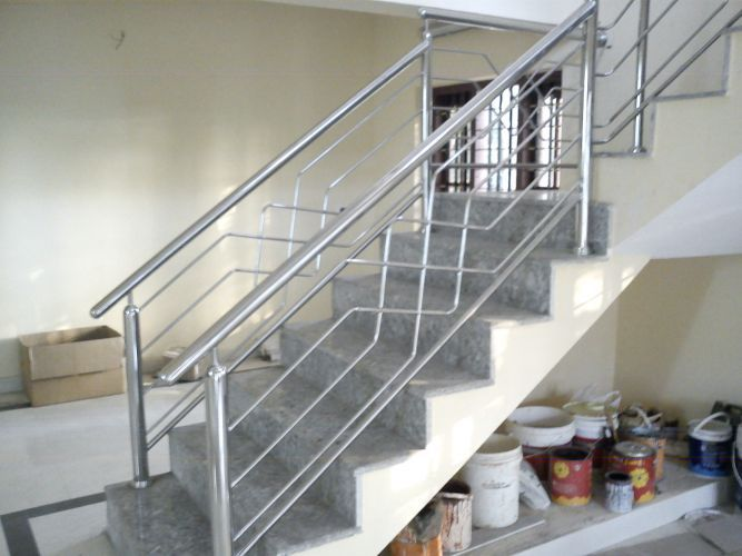 Stainless Steel Handrail Stainless Steel Stair Railing Steel   Stainless Steel Staircase Railing Price   Interior   Outdoor   Glass   Wooden Railing   Handrail