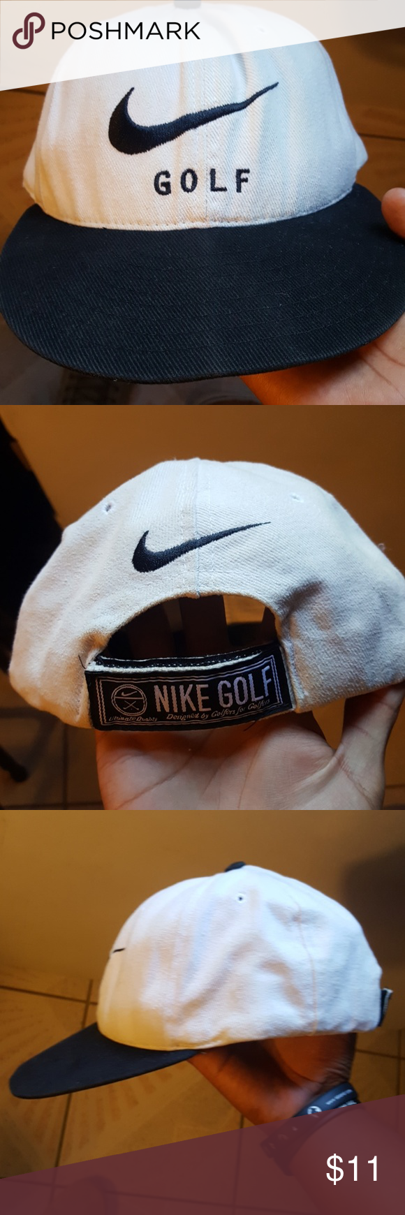 Vintage Nike Golf Hat Vintage Nike Nike Golf Hat Nike Accessories