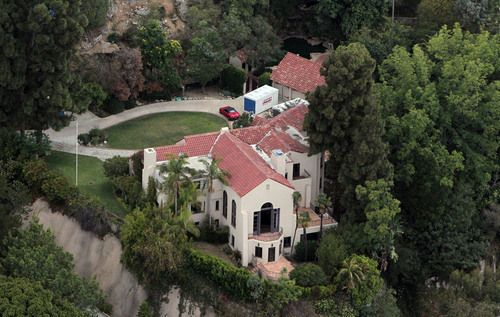 Katy Perry Gets Luxurious Spanish Mansion In Divorce From Russell