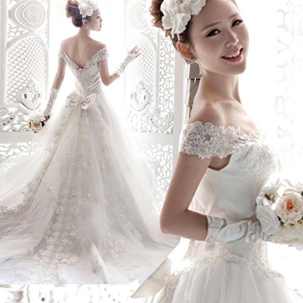 vestido de novia coreana - Buscar con Google … | Wedding ...