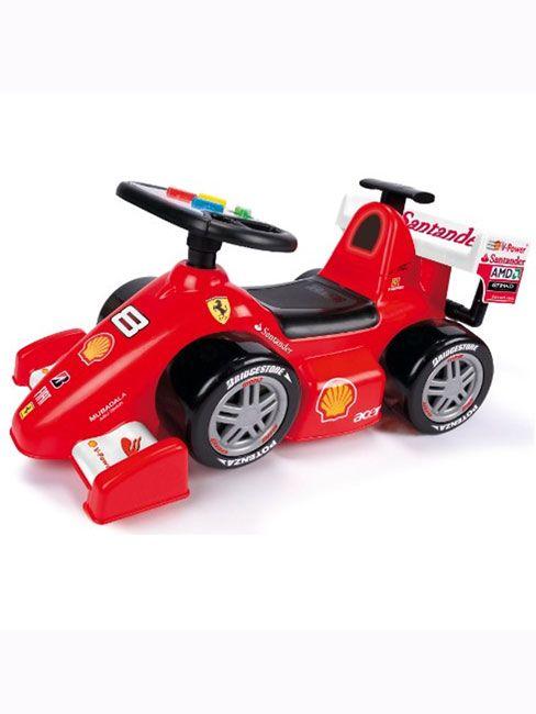 Ferrari Formula 1 Racing Car Foot To Floor Ride On Ferrari F1 Ferrari Toddler Car