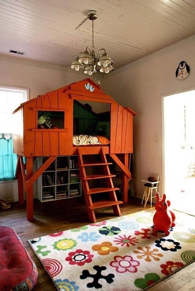 Diy Bunk Beds Tutorials And Plans Home Kids Rooms