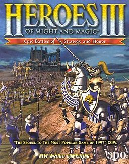 Heroes Of Might And Magic Iii 1999 Hero Classic Video Games