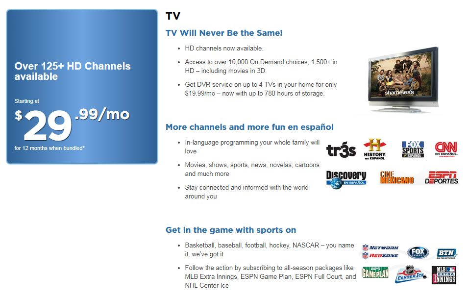 Access To Over 10 000 On Demand Choices 1 500 In Hd Including Movies In 3d Cable Internet Channel Movies