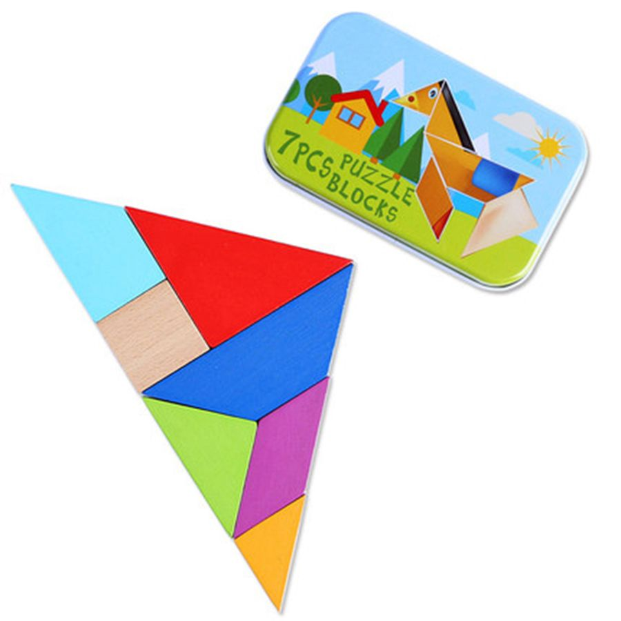 Toys for kids logo  Wood Puzzles For Children Jigsaw Puzzles For Kids Neodymium Magnet