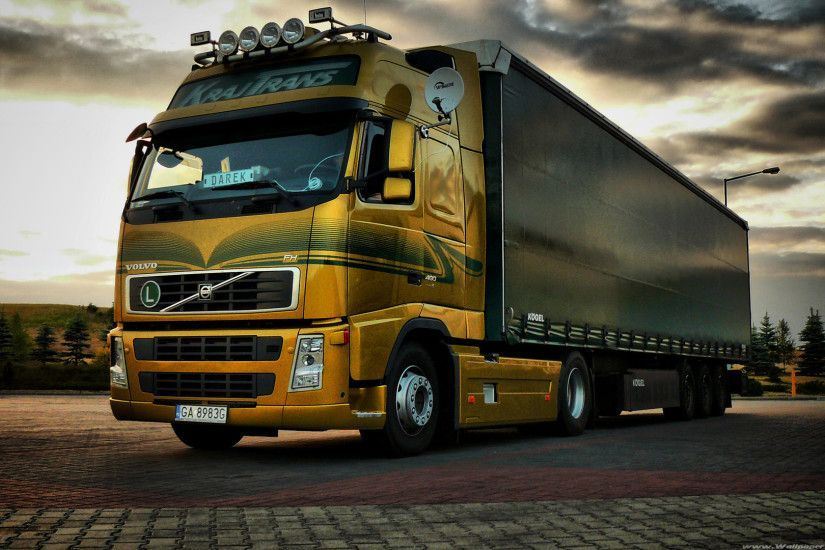 Pin On Bus Best download wallpaper truck volvo all