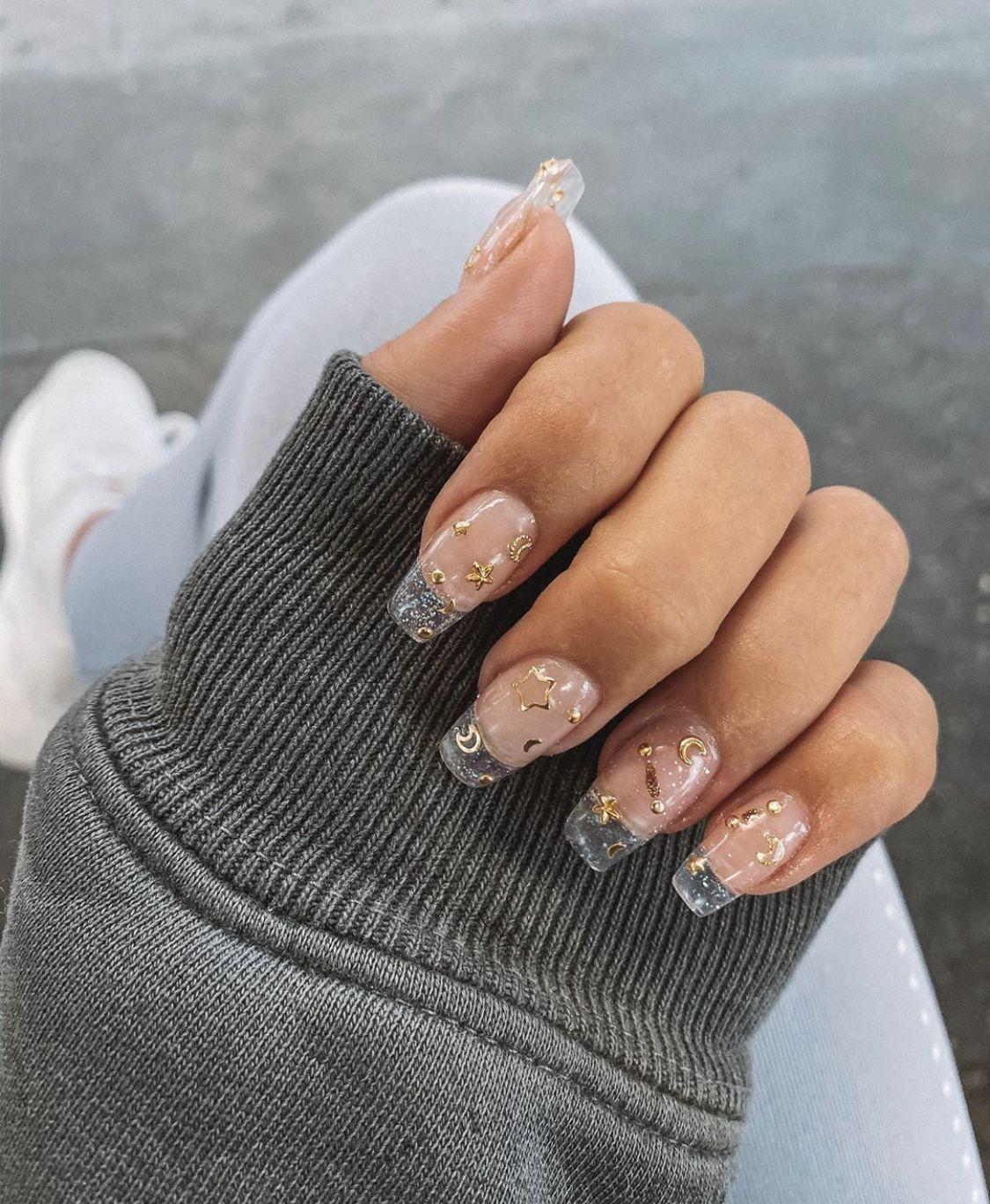 Pin by syd on makeup & nails Nail games, Nails, My nails