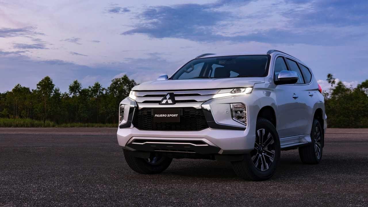 Mitsubishi Resmi Meluncurkan Model Terbaru Dari Pajero Sport Di Thailand Dan Diberi Nama Mitsubishi Pajero Sport Facelift Thailand Remote Diesel