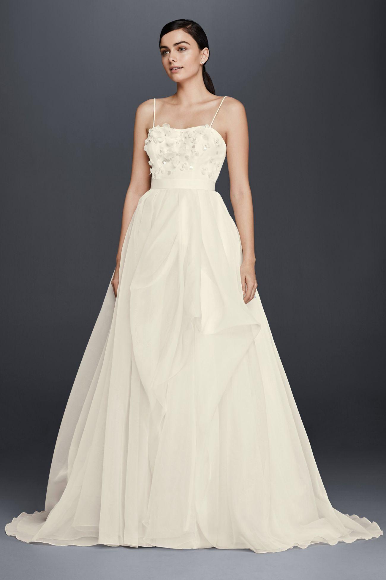 My New Favorite! www.davidsbridal.com/10577568   Wedding   Pinterest ...