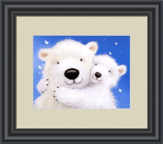 FLUFFY BEARS IV By Alison Edgson | Animals | Pinterest | Art price ...
