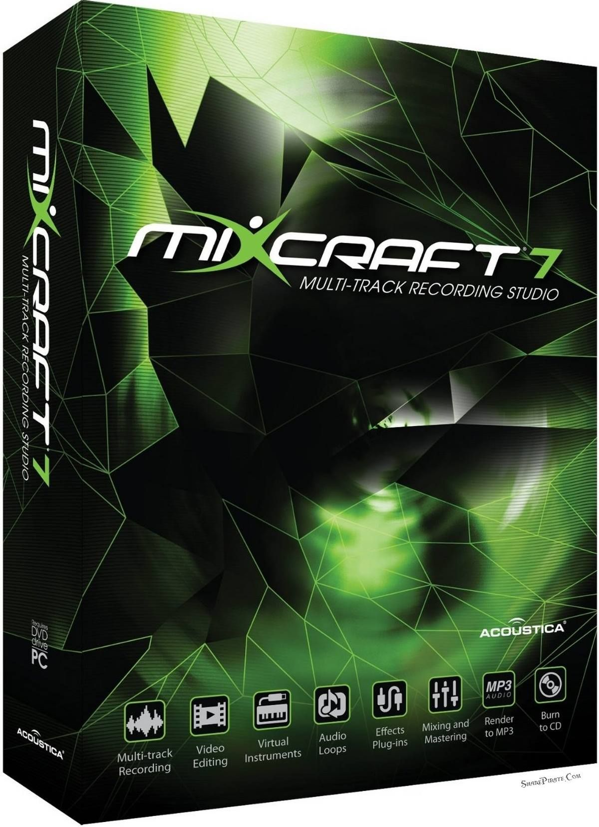 acoustica mixcraft 7 serial number