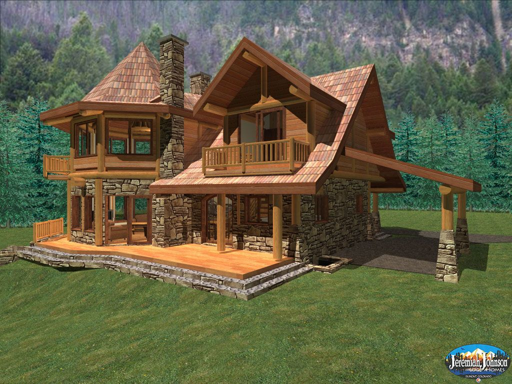Packages colorado timberframe home design idea for Home design packages