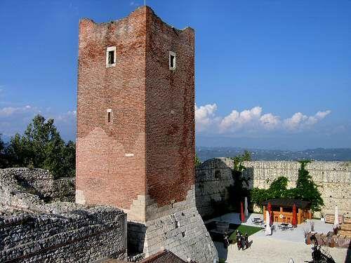 Castelli di Romeo e Giulietta - Montecchio Maggiore