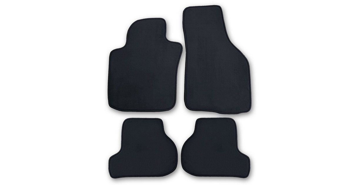 Fit floor mats (4 pieces), Chevrolet Captiva SUV, Bj .: 7/05 – 5/12  – Products