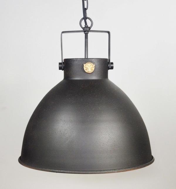Deckenlampe Industrial Schwarz Industrie  Luxus von