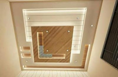 latest POP design for hall plaster of paris false ceiling ...