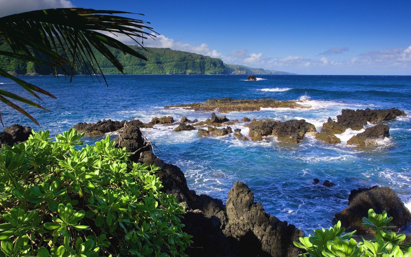 Windows 7 Themes Windows 7 Themes Screenshots Screen Capture 4k Landscape Wallpaper Beach Scenery Hawaii Landscape