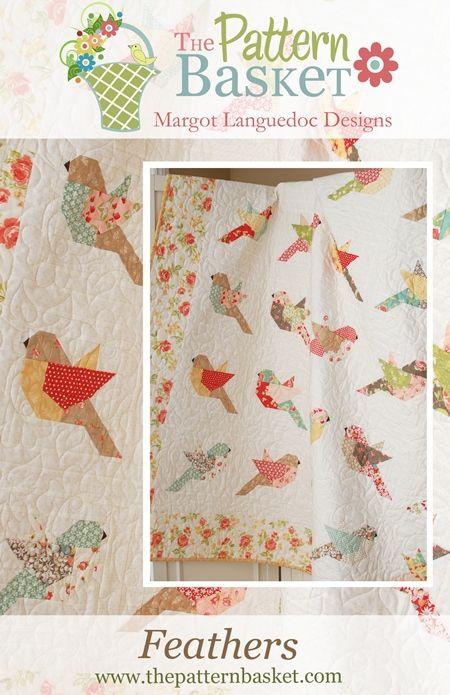 Birds of a Feather Coloré Flock of Bird motifs cross stitch chart SEW Tweet