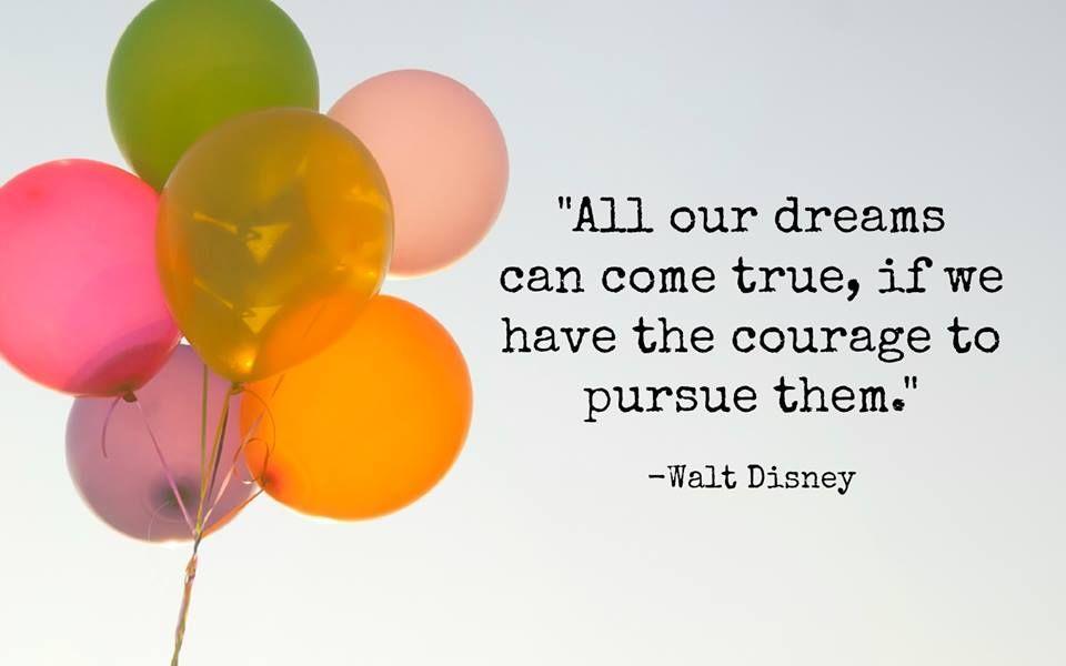 Words of wisdom from Walt Disney. | Work quotes ...