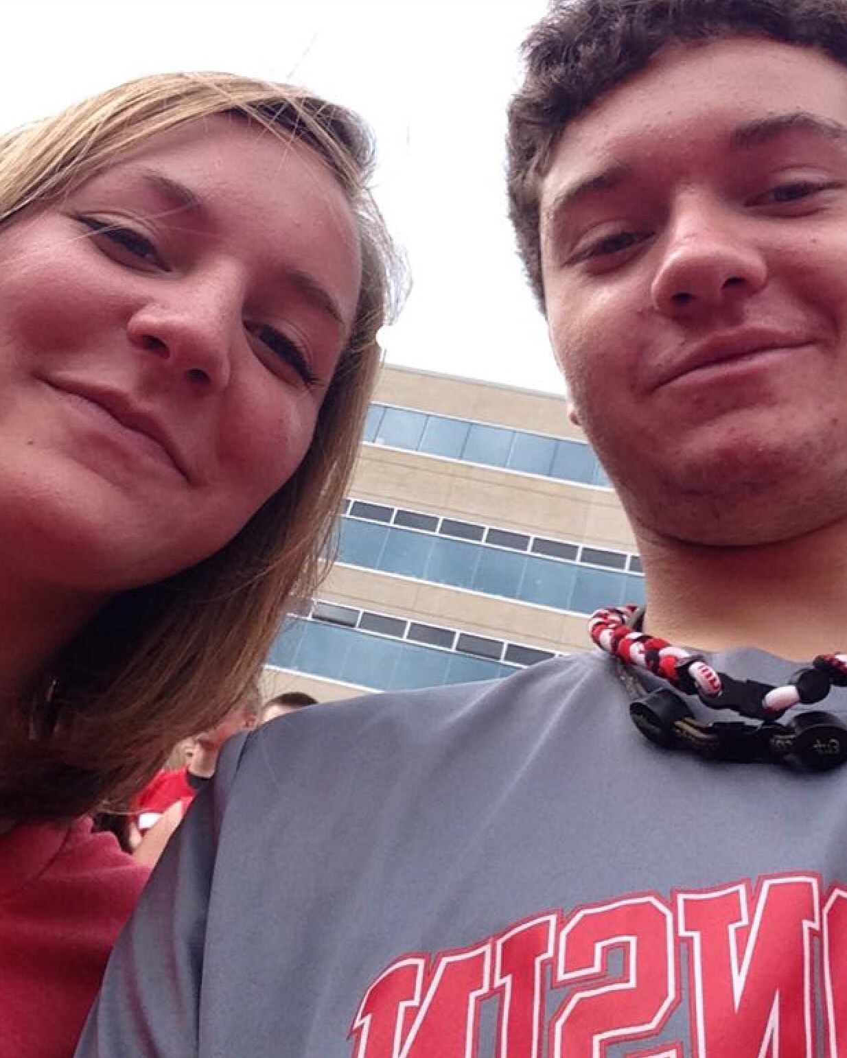 My 20 Year Old Son And His Girlfriend At Uw Madison 20 Years