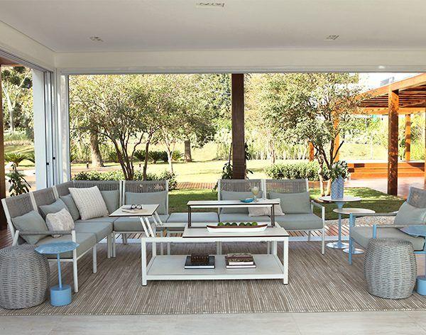 Bora Bora | Tidelli | Outdoor furniture sets, Outdoor decor ...