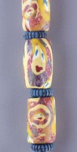Prayer Bead Lesson Plan ~ AMACO lesson plan for making polymer clay beads