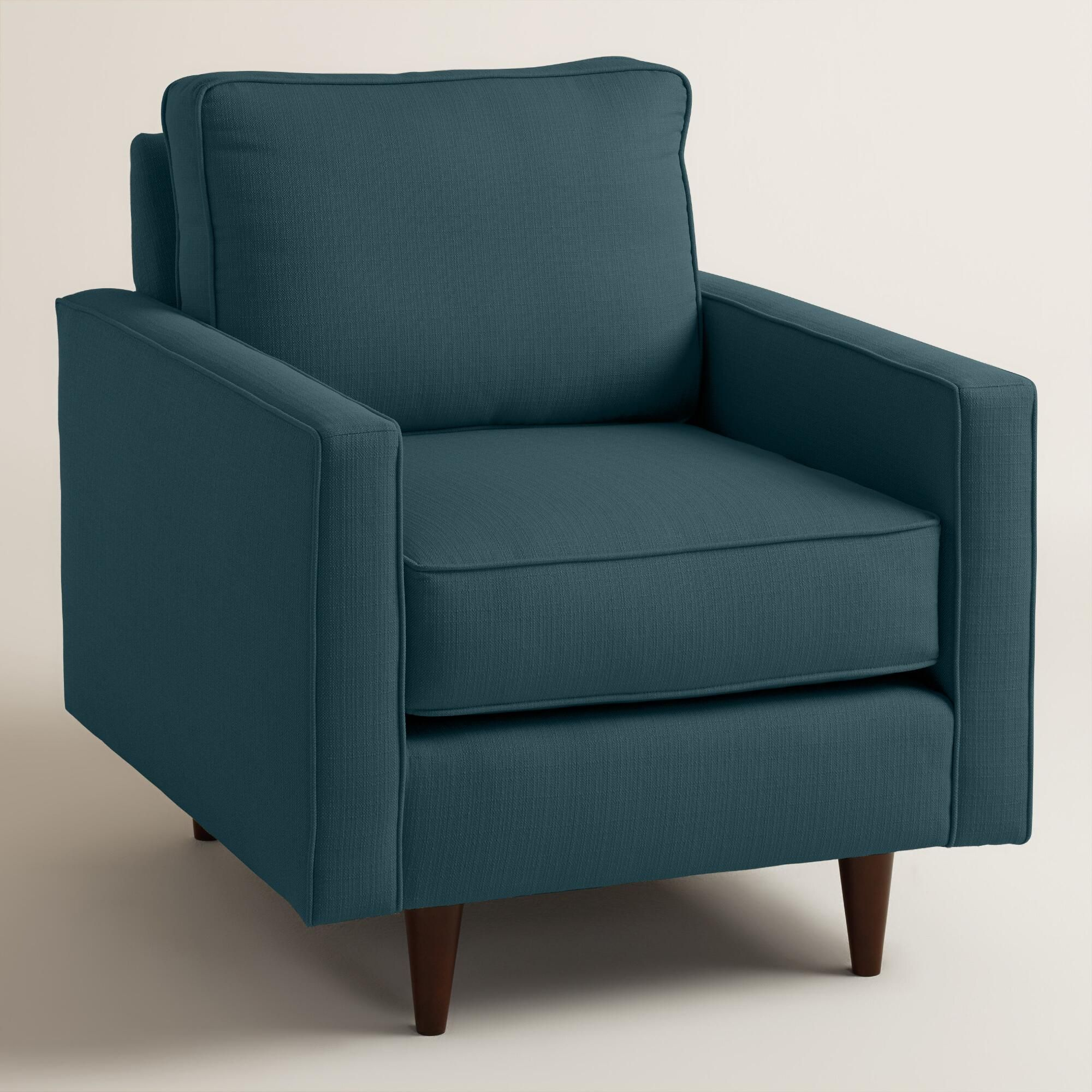 Handcrafted In The U.S.A. With Soft Woven Upholstery, Our