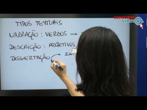 Técnicas de Redação para o MPU - Vídeo 02