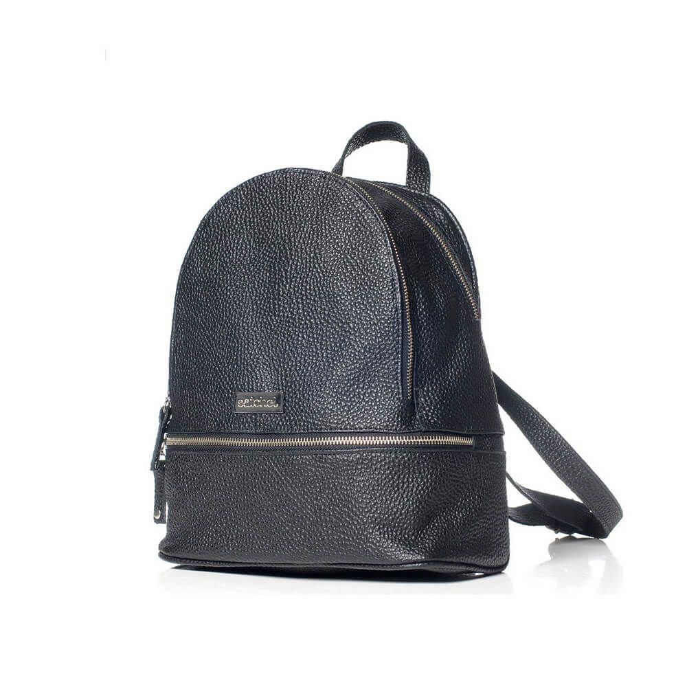 Nueva mochila de cuero en en cuero - Color de unas de moda ...