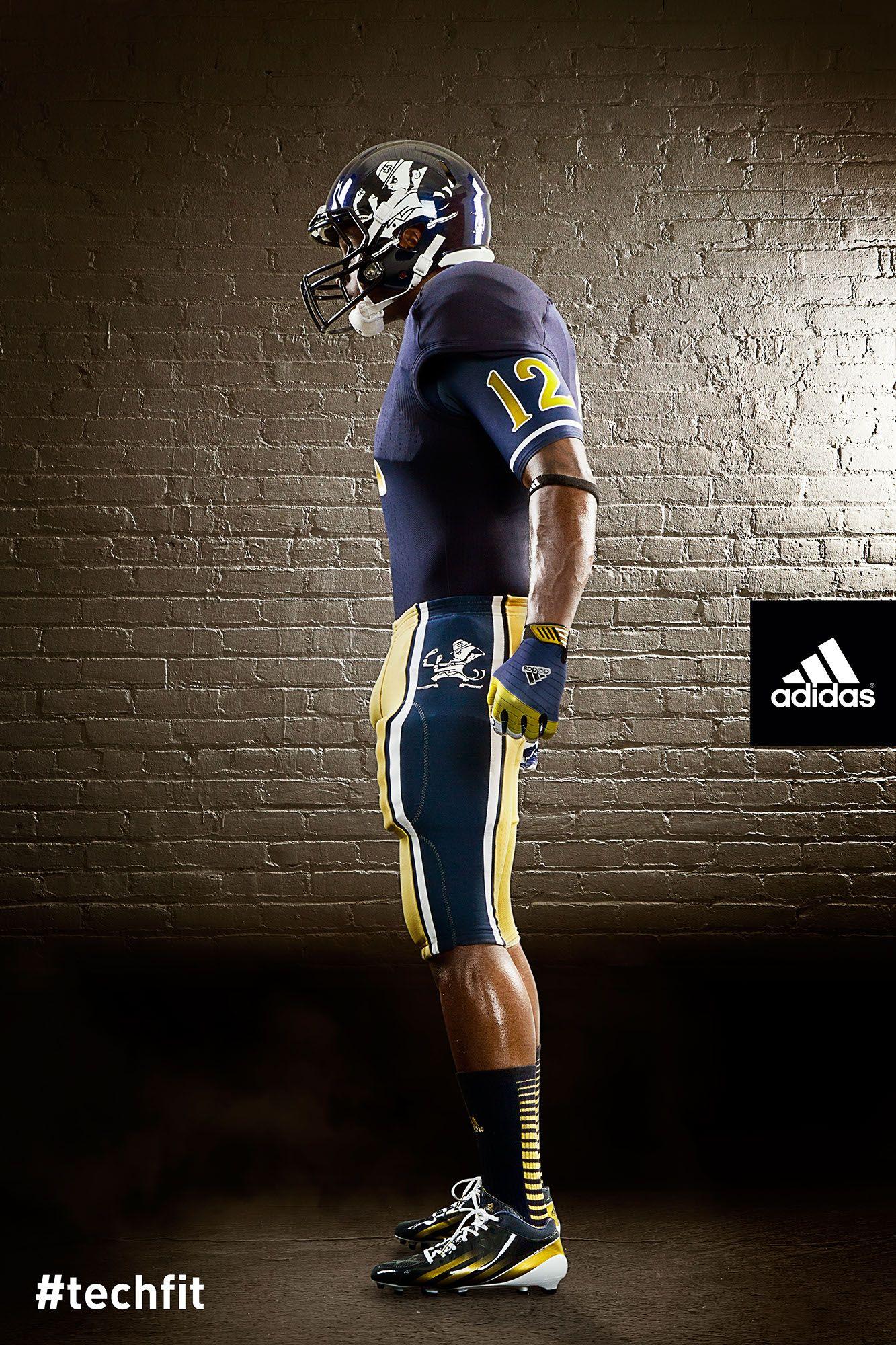 Notre Dame Unveil Uniforms Helmet For Miami Game In