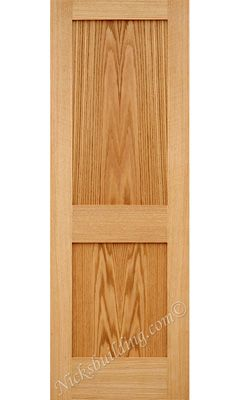 Oak panel shaker doors also house detail pinterest rh