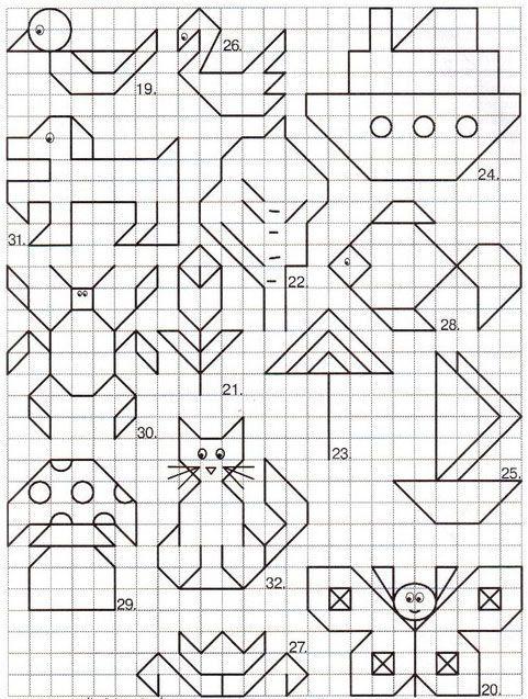 Imagen Relacionada Dibujos En Cuadricula Cuadricula Para Dibujar Cuadricula