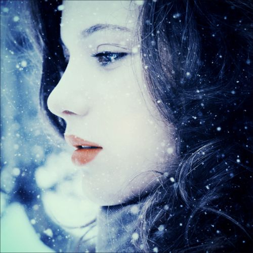 A whiter shade of pale by Felicia Simion