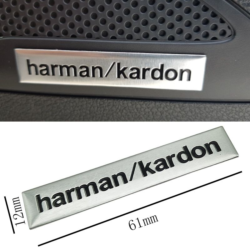 Car-styling Harman Kardon For BMW E46 E39 E60 E90 E36 F30