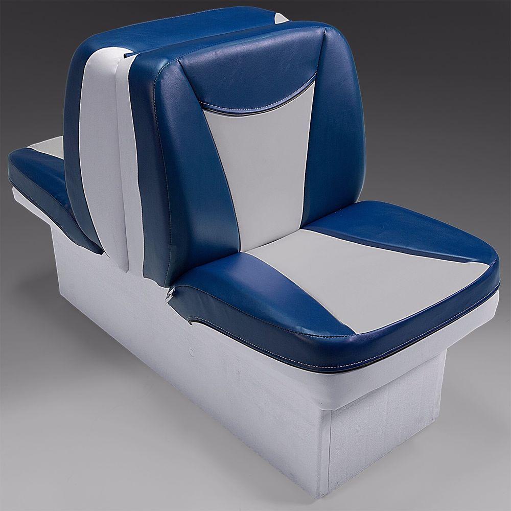 Outstanding Deckmate Premium Back To Back Boat Seats Lounge Seats Creativecarmelina Interior Chair Design Creativecarmelinacom